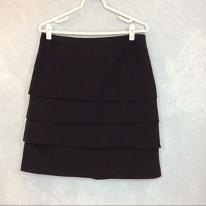 Worthington black pencil skirt Size 8